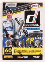 2017 Panini Donruss Racing Blaster Box of (60) Cards at PristineAuction.com