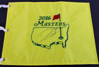 Danny Willett Signed 2016 Master's Flag (JSA LOA) at PristineAuction.com