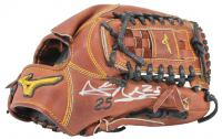 Archie Bradley Signed Game-Used Leather Baseball Glove (Beckett COA) at PristineAuction.com