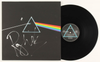 """Roger Waters Signed Pink Floyd """"The Dark Side of the Moon"""" Vinyl Record Album Cover (JSA ALOA) at PristineAuction.com"""