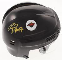 Ryan Donato Signed Wild Mini Helmet (Ryan Donato Hologram) at PristineAuction.com