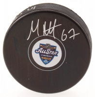 Max Pacioretty Signed NHL 2020 All-Star Game Logo Hockey Puck (YSMS COA) at PristineAuction.com