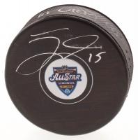Jack Eichel Signed 2020 All-Star Logo Hockey Puck (Eichel COA) at PristineAuction.com