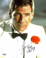 """Harrison Ford Signed """"Indiana Jones & the Temple of Doom"""" 8x10 Photo (PSA LOA) at PristineAuction.com"""