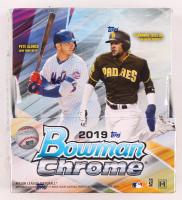 2019 Bowman Chrome Baseball Hobby Box of (60) Cards at PristineAuction.com