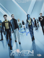 """Kevin Bacon Signed """"X-Men: First Class"""" 11x14 Photo (Beckett COA) at PristineAuction.com"""