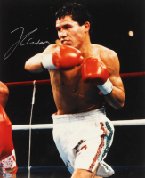 Julio Cesar Chavez Signed 16x20 Photo (Beckett COA) at PristineAuction.com