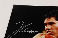 Julio Cesar Chavez Signed 16x20 Photo (Beckett COA) at PristineAuction.com