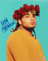 """Nessly Signed 11x14 Photo Inscribed """"Still Finessin"""" (Beckett COA) at PristineAuction.com"""