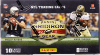 2011 Panini Gridiron Gear Football Blaster Box with (8) Packs at PristineAuction.com