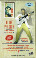2007 Press Pass Elvis Presley Blaster Box With (12) Packs at PristineAuction.com