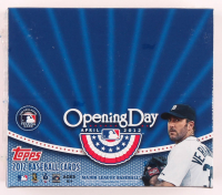 2012 Topps Opening Day Baseball Hobby Box of (252) Cards at PristineAuction.com