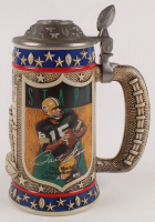 Bart Starr Packers Super Bowl I Collectors Beer Stein at PristineAuction.com