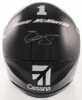 Jamie McMurray Signed NASCAR Full-Size Helmet (JSA COA) at PristineAuction.com