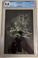 "2017 ""Secret Empire"" Issue #10 Dell'Otto Virgin Cover Variant Marvel Comic Book (CGC 9.8) at PristineAuction.com"