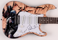 "Pedro Pascal Signed ""The Mandalorian"" 40"" Electric Guitar (Beckett COA) at PristineAuction.com"