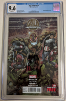 "2013 ""Age of Ultron"" Issue #1 Marvel Comic Book (CGC 9.6) at PristineAuction.com"