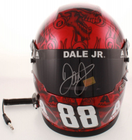 Dale Earnhardt Jr. Signed NASCAR First Final Limited Edition Full-Size Helmet (Earnhardt Jr. Hologram) at PristineAuction.com