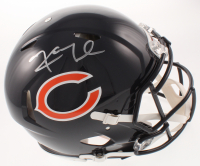 Khalil Mack Signed Bears Full-Size Authentic On-Field Speed Helmet (Beckett COA) at PristineAuction.com