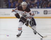 Connor McDavid Signed Oilers 8x10 Photo (PSA COA) at PristineAuction.com