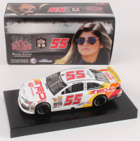 Hailie Deegan LE #55 TRD 40th Anniversary / 2019 Camry 1:24 Scale Die Cast Car at PristineAuction.com