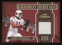 Larry Fitzgerald 2005 Playoff Prestige Gridiron Heritage Jerseys #GH5 at PristineAuction.com