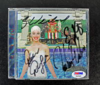 """Stone Temple Pilots """"Tiny Music... Songs from the Vatican Gift Shop"""" CD Album Signed by (4) With Scott Weiland, Eric Kretz, Robert DeLeo & Dean DeLeo (PSA LOA) at PristineAuction.com"""