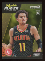 Trae Young 2018-19 Panini Player of the Day Rookies #R5 RC at PristineAuction.com