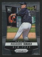Masahiro Tanaka 2014 Panini Prizm #185 RC at PristineAuction.com