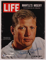 Mickey Mantle Signed 1965 Life Magazine (Beckett LOA) at PristineAuction.com
