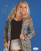 Trish Stratus Signed 8x10 Photo (JSA COA) at PristineAuction.com