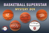 Schwartz Sports Basketball Superstar Signed Basketball Mystery Box - Series 15 (Limited to 75) (Pristine Exclusive Edition) at PristineAuction.com