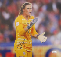 Alyssa Naeher Signed Team USA 11x14 Photo (JSA COA) at PristineAuction.com