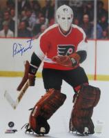Bernie Parent Signed Flyers 11x14 Photo (JSA COA) at PristineAuction.com