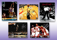 Schwartz Sports Multi Sports Signed Triple 8x10 Mystery Photo Collection – Series 4 (3 Autographed 8x10 Photos Per Box) - *Multiple 16x20 Redemptions* at PristineAuction.com