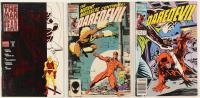 "Lot of (3) ""Daredevil"" Marvel Comic Books at PristineAuction.com"