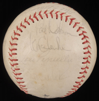 1974 Yankees Baseball Team-Signed by (16) with Thurman Munson, Graig Nettles, Mel Stottlemyre (JSA LOA) at PristineAuction.com