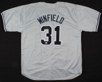 Dave Winfield Signed Jersey (Beckett COA) at PristineAuction.com
