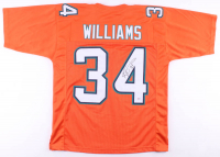 Ricky Williams Signed Jersey (PSA COA) at PristineAuction.com