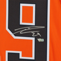Leon Draisaitl Signed Oilers Jersey (Fanatics Hologram) at PristineAuction.com