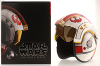 """Star Wars"" The Black Series Luke Skywalker Electronic X-Wing Pilot Full-Size Helmet at PristineAuction.com"