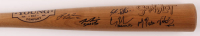 """The Sandlot"" Young Bat Company Custom Engraved Baseball Bat signed by (6) with Tom Guiry, Chauncey Leopardi, Marty York, Shane Obedzinski with (6) Character Name Inscriptions (JSA COA) at PristineAuction.com"