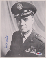 Paul Tibbets Signed WWII 8x10 Photo (PSA Hologram) at PristineAuction.com