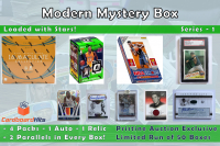 Cardboard Hits Modern Mystery Box Series 1 at PristineAuction.com