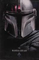 """Star Wars: The Mandalorian"" 24x36 Poster at PristineAuction.com"