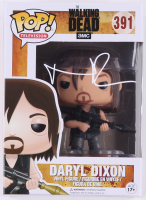 "Norman Reedus Signed ""The Walking Dead"" #391 Daryl Dixon Funko Pop Figure (Radtke COA) at PristineAuction.com"