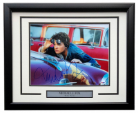 "Michael J. Fox Signed ""Back to the Future"" 16x20 Custom Framed Photo Display (PSA COA) at PristineAuction.com"