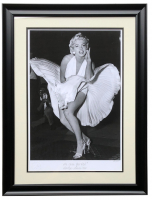 "Marilyn Monroe ""The Seven Year Itch"" 21x28 Custom Framed Hulton Archive Giclee at PristineAuction.com"