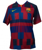 "Lionel Messi Signed Barcelona Nike Jersey Inscribed ""Leo"" (Beckett Hologram) at PristineAuction.com"