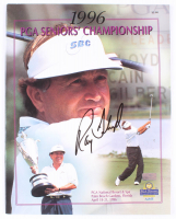 Raymond Floyd Signed 1996 PGA Seniors' Championship Program (Palm Beach COA) at PristineAuction.com